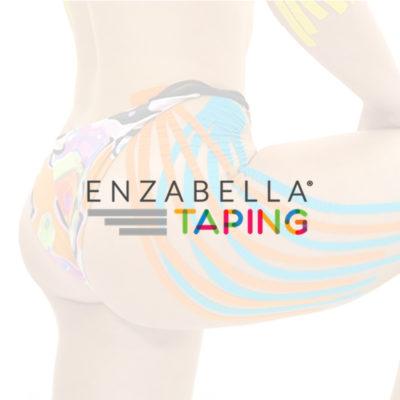 enzabella taping